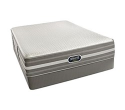 Simmons Beautyrest King Size Luxury Plush Comfort Mattress and Box Spring Sets simmons oradell king pl std set