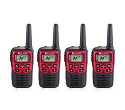 4 Radios  midland ex37vp