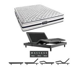 Simmons Beautyrest Twin Size Luxury Extra Firm Comfort Mattresses simmons fair lawn twin xf mattress w mass base