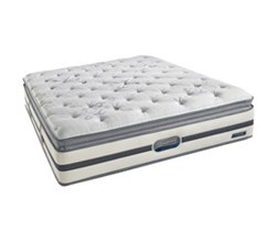 Simmons Beautyrest Twin Size Luxury Firm Pillow Top Comfort Mattress Only simmons fair lawn twinxl lfpt mattress