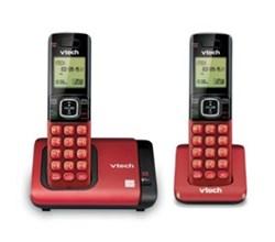 Vtech DECT 6.0 Cordless Phones CS6719 16 plus  1  CS6709 16