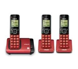 Vtech DECT 6.0 Cordless Phones CS6719 16 plus  2  CS6709 16
