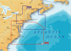 Navionics United States East Maps navionics platinum plus 905pp mid atlantic and canyons lowrance