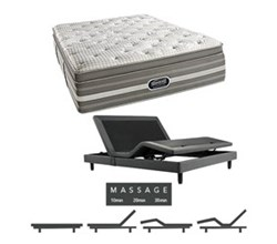 Beautyrest California King Size Mattresses Shop By Size CalKing Smyrna