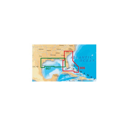 navionics platinum plus 907pp gulf of mexico raymarine