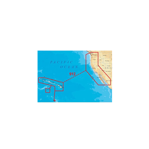 navionics platinum plus 912pp us west coast hawaii raymarine