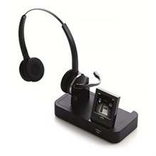 Stereo Wireless Headsets jabra pro 9465 duo banner