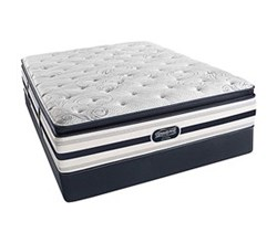 Simmons Beautyrest Queen Size Luxury Firm Pillow Top Comfort Mattress and Box Spring Sets simmons fair lawn queen lfpt std set