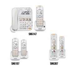 VTech Answering Systems sn6147 2 sn6307 2 sn6107