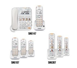 VTech Answering Systems sn6147 3 sn6307 3 sn6107