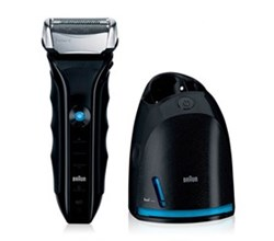Braun Series 5 Mens Shavers braun 550cc