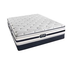 Simmons Beautyrest King Size Luxury Firm Comfort Mattress and Box Spring Sets simmons fair lawn king lf low pro set