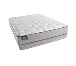 Simmons Beautyrest Twin Size Luxury Plush Comfort Mattress and Box Spring Sets simmons chickering twin pl low pro set