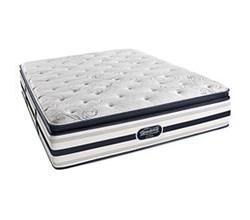 Simmons Beautyrest California King Size Luxury Plush Pillow Top Comfort Mattress Only simmons fair lawn calking ppt mattress