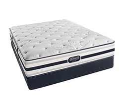 Simmons Beautyrest California King Size Luxury Plush Comfort Mattress and Box Spring Sets simmons fair lawn calking pl std set