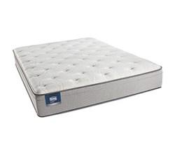 Simmons Beautyrest King Size Luxury Plush Pillow Top Comfort Mattress Only Cadosia King PET Mattress N