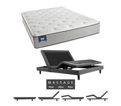 Simmons Beautyrest Recharge King Size Mattresses simmons cadosia king