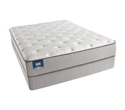 Simmons Beautyrest Full Size Luxury Plush Comfort Mattress and Box Spring Sets simmons chickering full pl low pro set