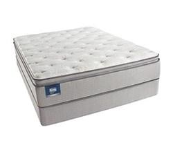 Simmons Beautyrest Queen Size Luxury Firm Pillow Top Comfort Mattress and Box Spring Sets simmons chickering queen lfpt std set
