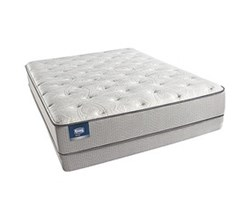 Simmons Beautyrest Queen Size Luxury Firm Comfort Mattress and Box Spring Sets simmons chickering queen lf low pro set