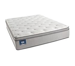 Simmons Beautyrest King Size Luxury Plush Pillow Top Comfort Mattress Only simmons chickering king ppt mattress