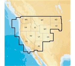 Marine  navionics regions west preloaded msd format