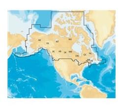 Marine  navionics regions canada preloaded msd format
