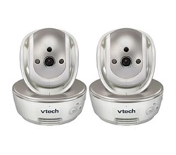 2 Cameras vtech vm305