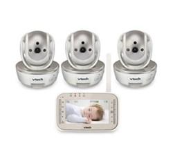 3 Cameras vtech vm343 3