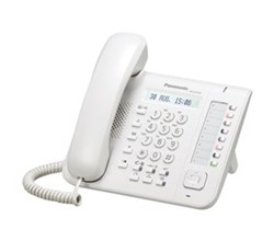 Telephone Systems Panasonic bts kx dt521