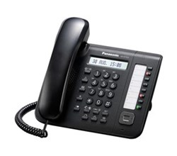 Telephone Systems panasonic bts kx dt521 b