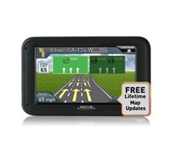 OneTouch Favorites Menu Magellan RoadMate 5330T LM R