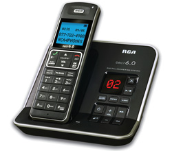 General Electric RCA DECT 6 Cordless Phones rca 21121 bsga