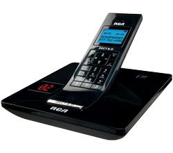 General Electric RCA DECT 6 Cordless Phones rca 21321 bkga