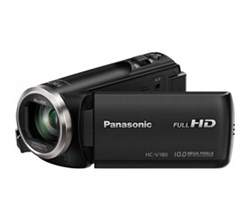 Panasonic Camcoders panasonic hc v180k