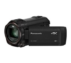 Panasonic Camcoders panasonic hc vx981k