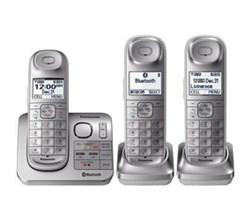 Panasonic DECT 6 0 3 Handsets panasonic kx tgl463s