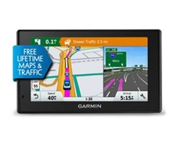 Garmin GPS with Lifetime Maps and Traffic Updates garmin drivesmart 50lmt