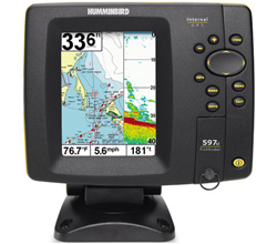 Top Ten GPS humminbird 597 ci hd combo