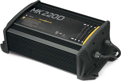 Precision On Board Battery Charger Promotions minn kota 220d