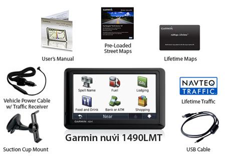 garmin nuvi 1490lmt manual pdf