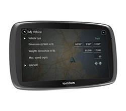 TomTom RV GPS tomtom trucker 600