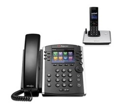 Polycom Wireless Phones 2200 46162 025 with Wireless Handset Option
