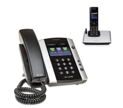 Polycom Wireless Phones Polycom 2200 44500 025 with headset option