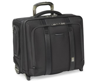 travelpro executive choice 2 17 inch black