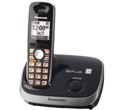Panasonic DECT 6 Cordless Phones panasonic kx tg6511b