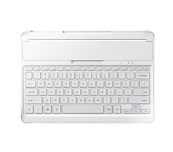 White Cases samsung galaxy bluetooth keyboard cover