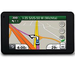 Garmin GPS with Lifetime Traffic Updates garmin nuvi3760lmt