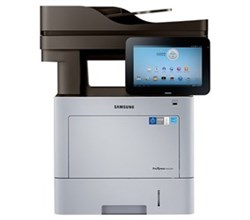 Samsung Printer Fax Machines samsung b2b sl m4583fx xaa