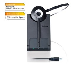 Jabra Mono Wireless Headsets for Lync jabra pro 930 ms